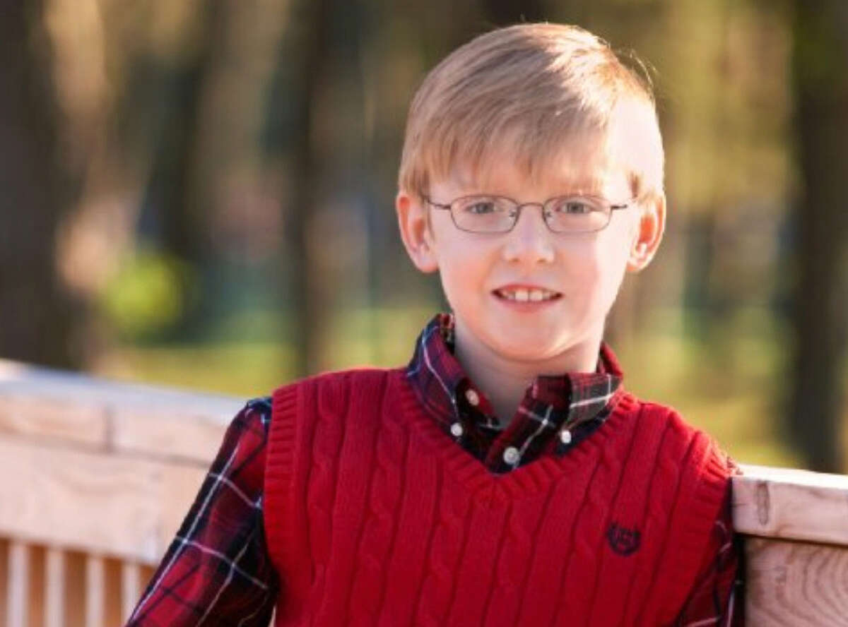 Willow Creek Elementary School student, Tanner Smith, is one of 12 Humble ISD students chosen to represent their schools during the 2017 Lone Star Leadership Academy camps this summer.