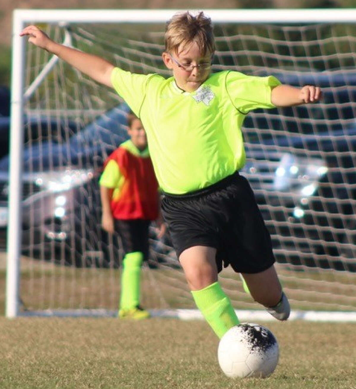 Humble ISD student, Tanner Smith, enjoys many activities including soccer. He will represent Willow Creek Elementary School during at the 2017 Lone Star Leadership Academy camp in Dallas this summer.