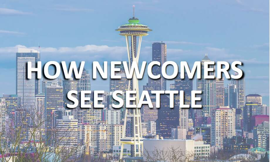 With a red-hot economy, Seattle has seen a flood of new arrivals in recent years. Here are some first impressions from San Francisco journalist Brandon Mercer and some recently arrived SeattlePI readers.
