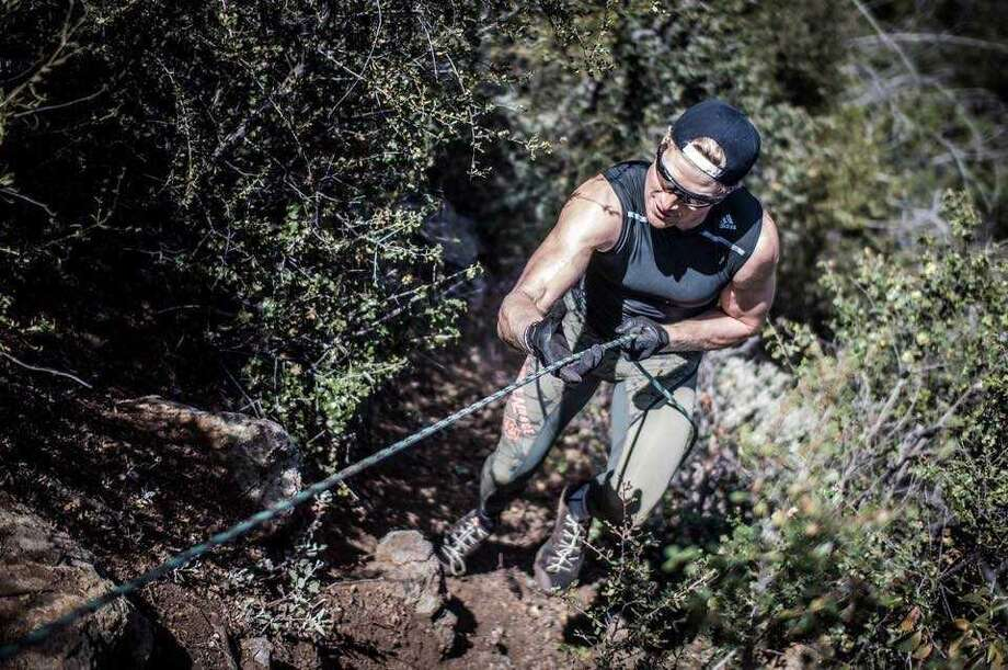 Hunter McIntyre isMinnesota preparing to compete Friday in Tough Mudder X, which is a mix between CrossFit and obstacle course racing. Photo: Contributed Photo