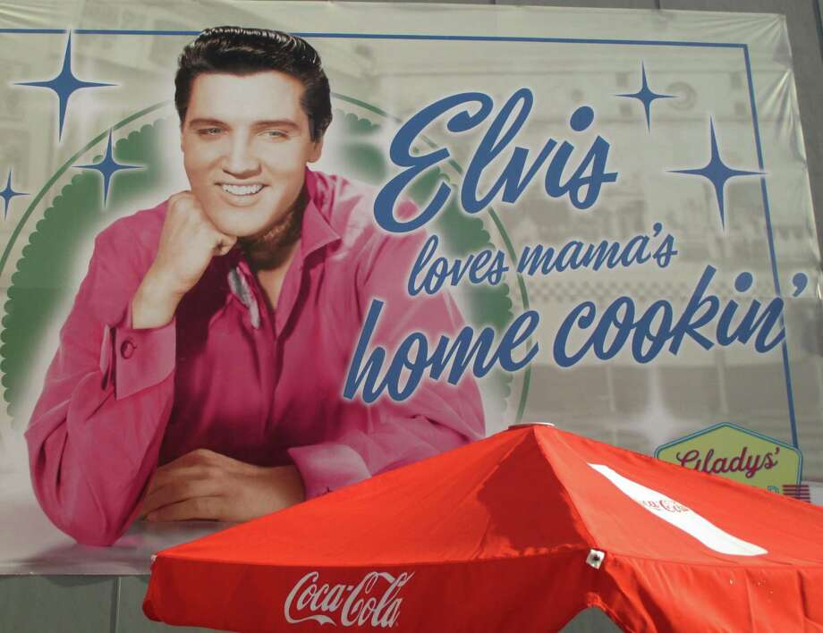 When hungry at Elvis Presley's Memphis and Graceland, visit Gladys' Diner, which is named for his mother. Photo: Robin Soslow / For The Express-News