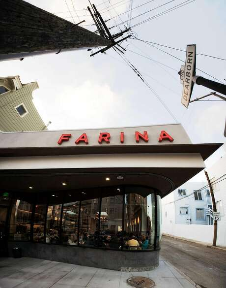 Farina in the Mission. Photo: Drew Altizer, Special To The Chronicle