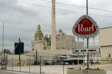 The Pearl Brewery as it was when Silver Ventures bought the property in 2002.