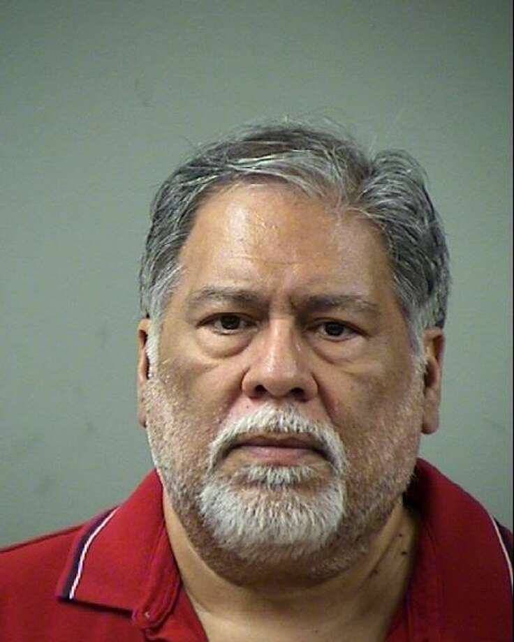 Gilbert Muniz Perez, 61, was booked on a warrant for misapplication of fiduciary property or property of financial institution on July 12, 2017. He was released hours later after posting a $15,000 bail, according to court records. Photo: Courtesy /Bexar County Sheriff's Office