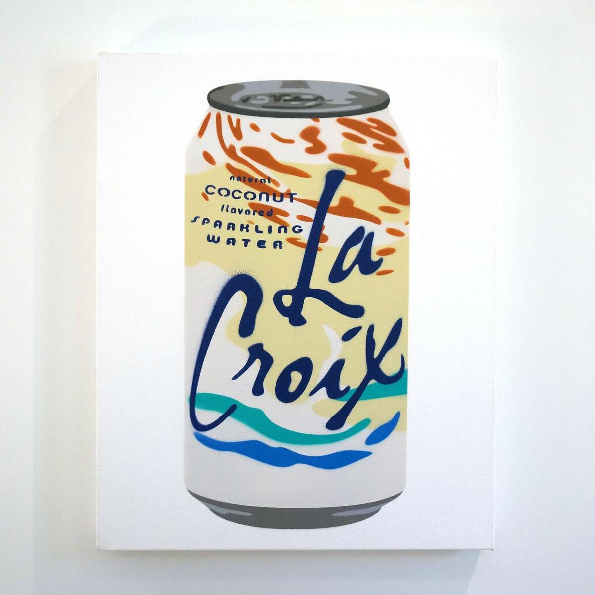 """San Francisco-based artist fnnch will debut his latest series, """"9 Cans of LaCroix,"""" at The SUB on Friday, July 14."""