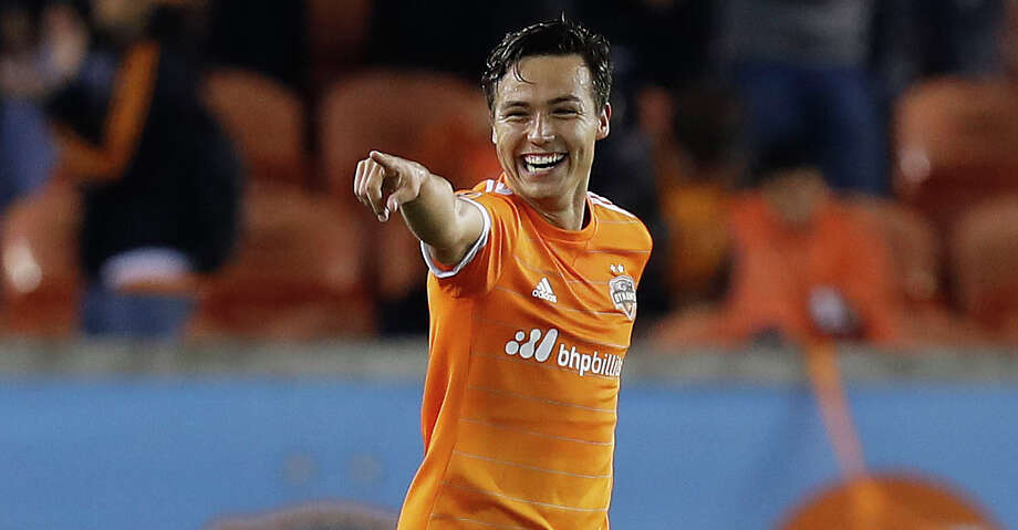 Erick Torres is in the starting lineup for El Tri Thursday night in its Gold Cup group stage game against Jamaica in Denver. Photo: Karen Warren/Houston Chronicle