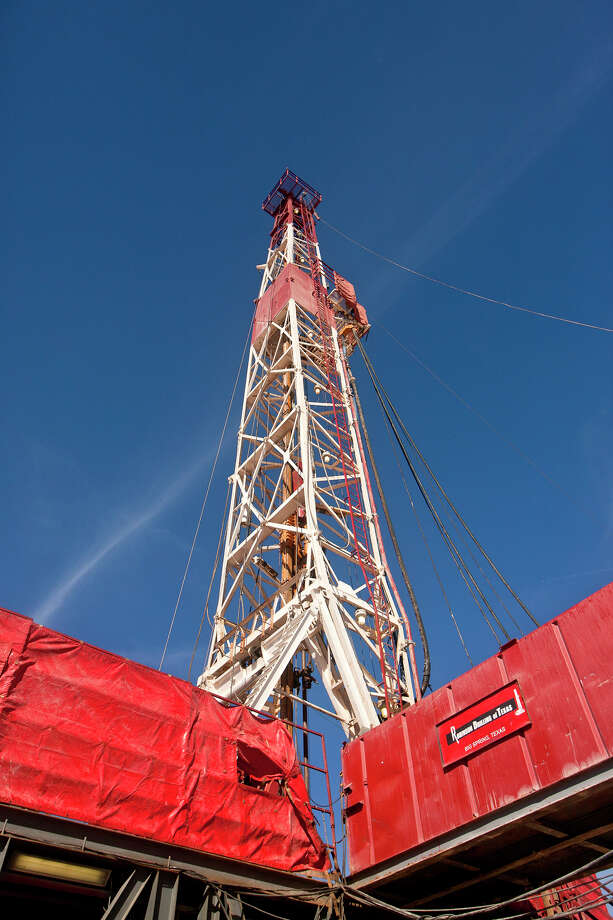 The U.S. oil rig count is   at the highest level since April 2015, according to Baker Hughes data. Photo: James Durbin / © 2016 Midland Reporter Telegram. All Rights Reserved.