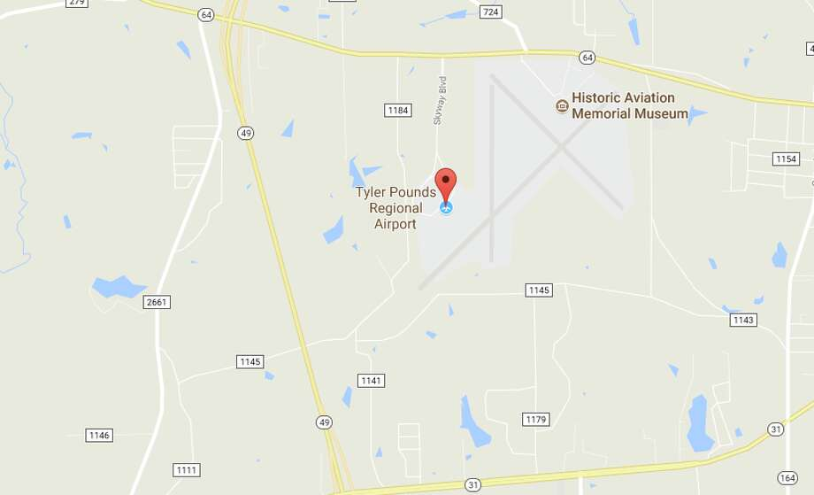 Trevor Morris, vice president of Burton Oil Service Operations, reportedly was traveling way to Midland Photo: Google Maps