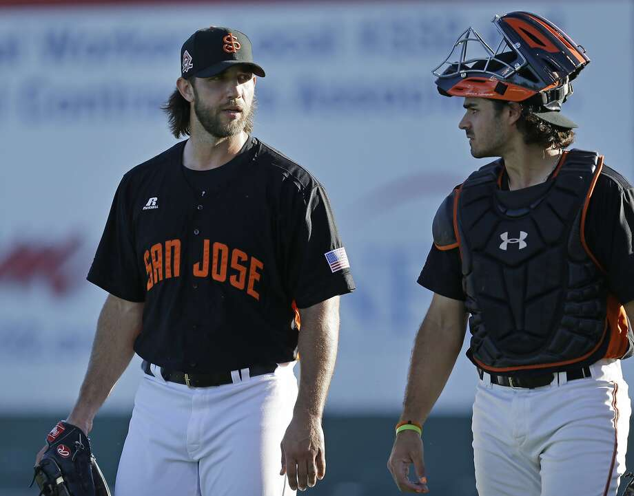 Madison Bumgarner Pitches Seven Solid Innings