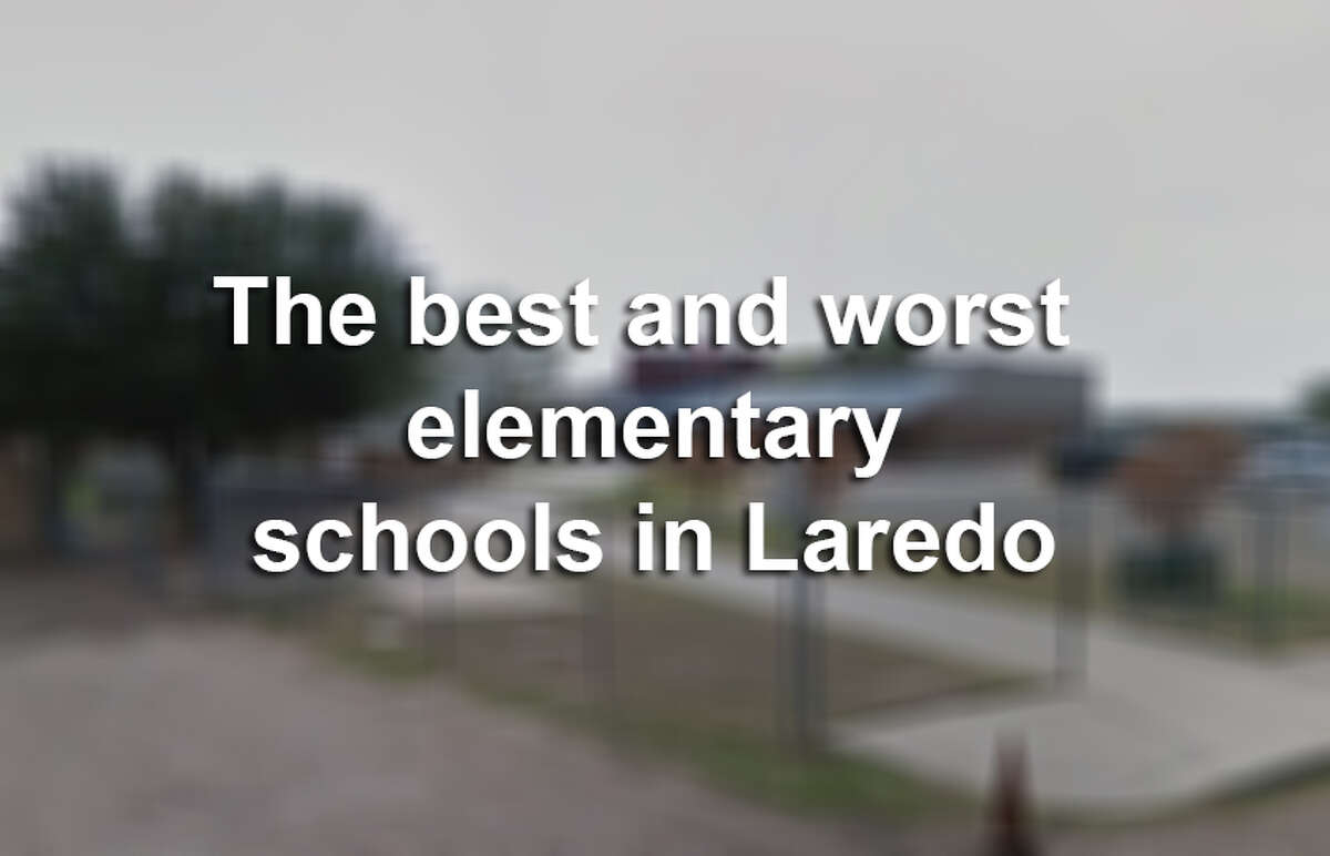 Click through the following gallery to see the best and worst elementary schools in Laredo for 2017, according to Children at Risk.