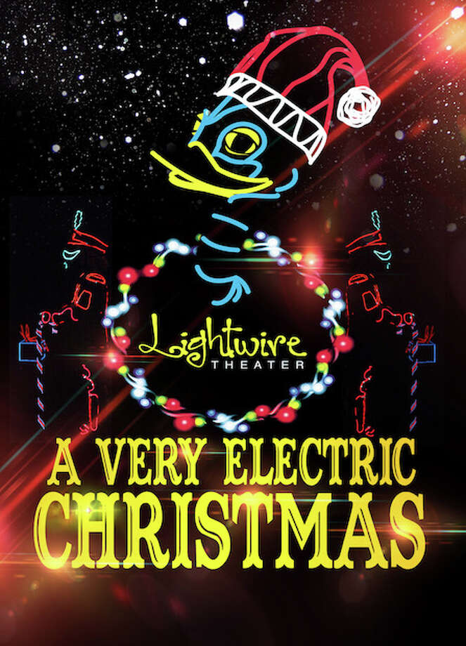 """""""A Very Electric Christmas""""7 p.m. Thursday, Nov. 16Lutcher Theater, 701 W. Main, Orange.Cost: $20More information Photo: Lightwire Theatre / Contributed Photo"""