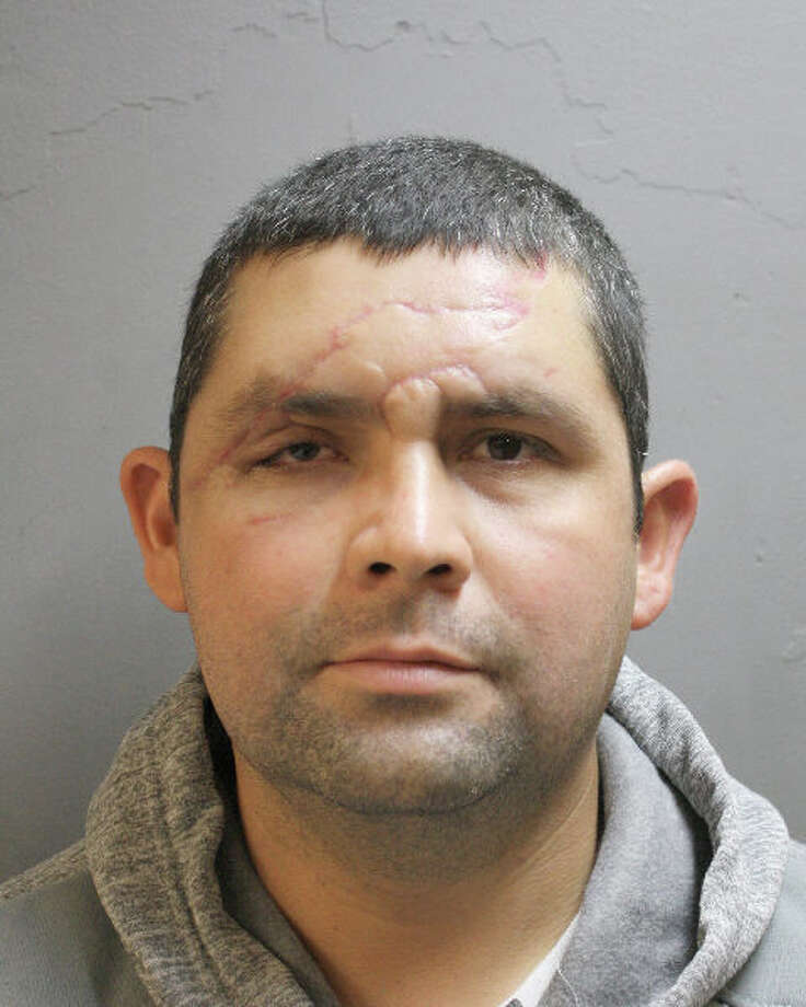 Jose Jesus Jimenez, 33, is accused of causing a car crash while having a .221 BAC at the Fred Hartman Bridge on June 16, 2017. Photo: Harris County Precinct 8 Constable's Office