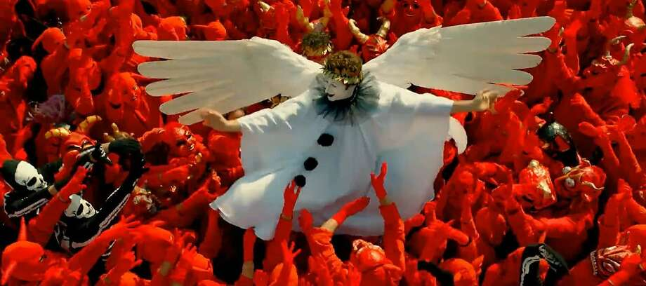 """Adan Jodorowsky stars in """"Endless Poetry,"""" directed by his father, Alejandro Jodorowsky. Photo: Abkco Films"""