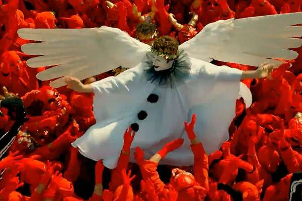 "Adan Jodorowsky in ""Endless Poetry,"" directed by his father, Alejandro Jodorowsky"