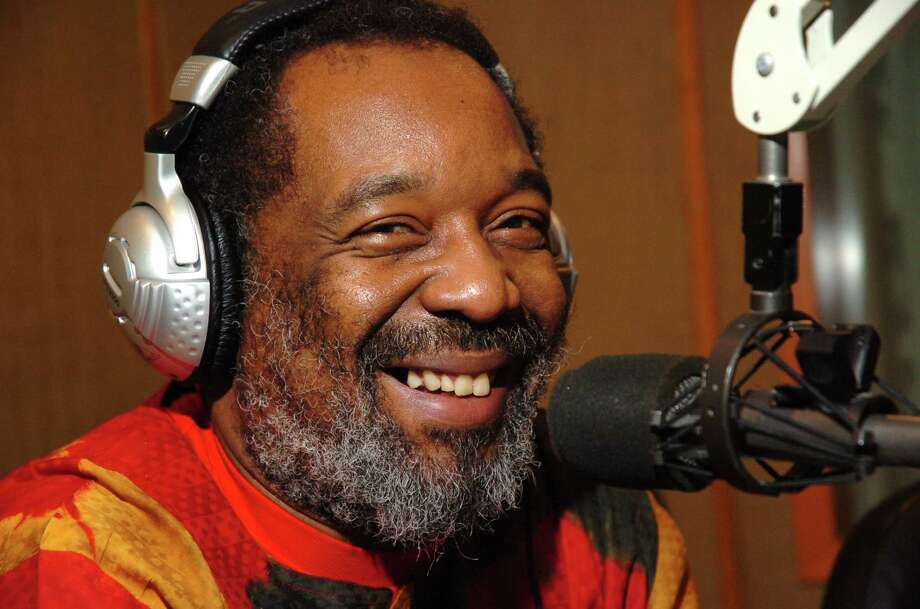 Obidike Kamau - seen here as a KPFT host in 2006 - has been fired after three months as the station's interim general manager. Photo: Dave Rossman, For The Chronicle / Freelance