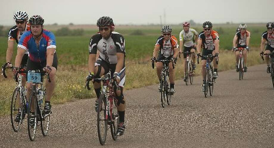 This weekend's Bike MS: Cactus & Crude is expected to raise more than $400,000, with 300-plus cyclists participating. Photo: Courtesy Photo