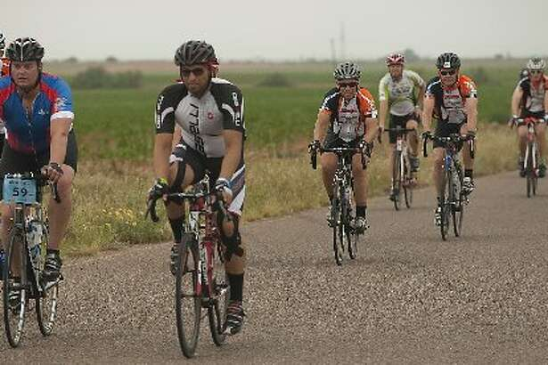 This weekend's Bike MS: Cactus & Crude is expected to raise more than $400,000, with 300-plus cyclists participating.