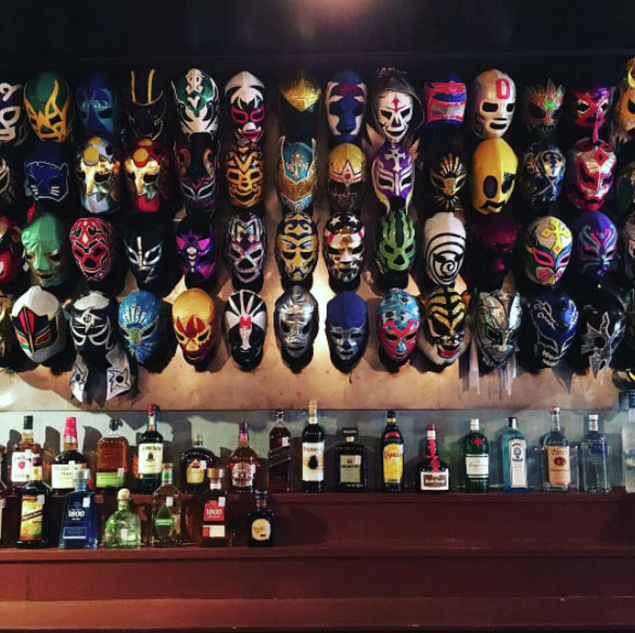 Lucha libra themed bar in Southtown celebrates its grand opening this afternoon. Photo: Courtesy El Luchador Bar