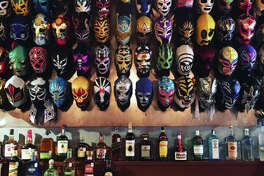 Lucha libra themed bar in Southtown celebrates its grand opening this afternoon.