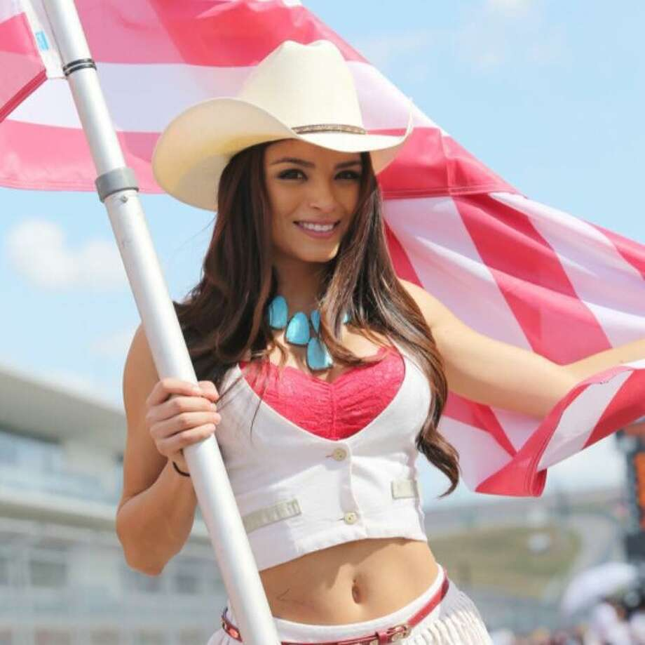 San Antonian model, Leanne Rae Garcia, is competing to be on the cover of Jetset Magazine and $100,000 cash prize. Photo: Courtesy Leanne Rae Garcia