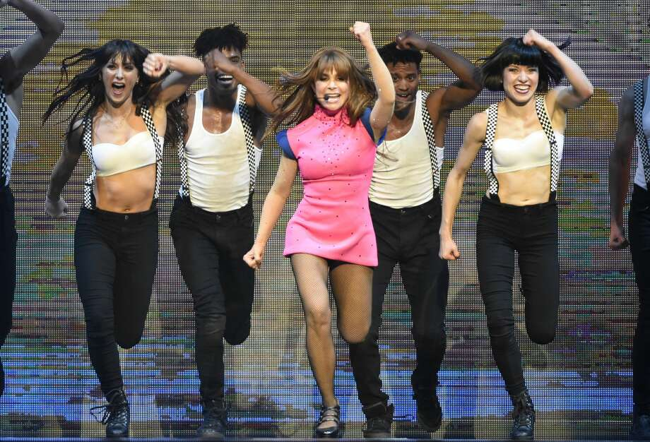 "SACRAMENTO, CA - JUNE 03:  Paula Abdul performs during ""The Total Package Tour"" at Golden 1 Center on June 3, 2017 in Sacramento, California.  (Photo by Tim Mosenfelder/Getty Images) Photo: Tim Mosenfelder/Getty Images"