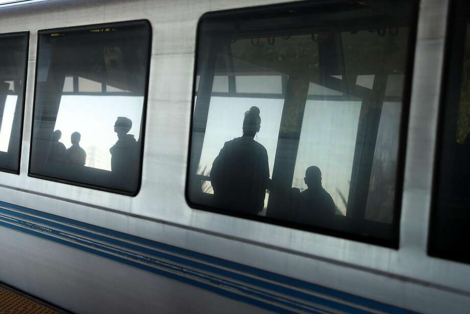 BART riders deserve to know what is happening in the system, yet BART officials have tried to block gathering of such news. Photo: Scott Strazzante, The Chronicle