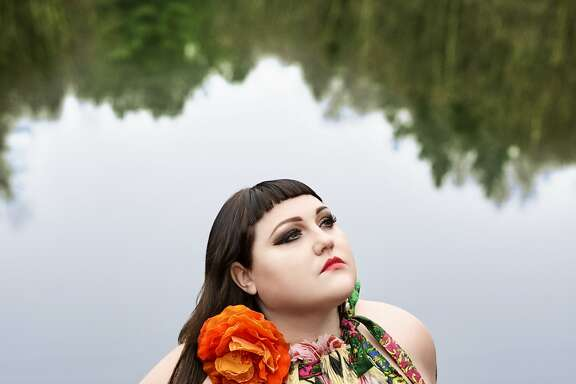 Beth Ditto is going on tour to promote her first full-length solo album. She was formerly the front woman for Gossip.