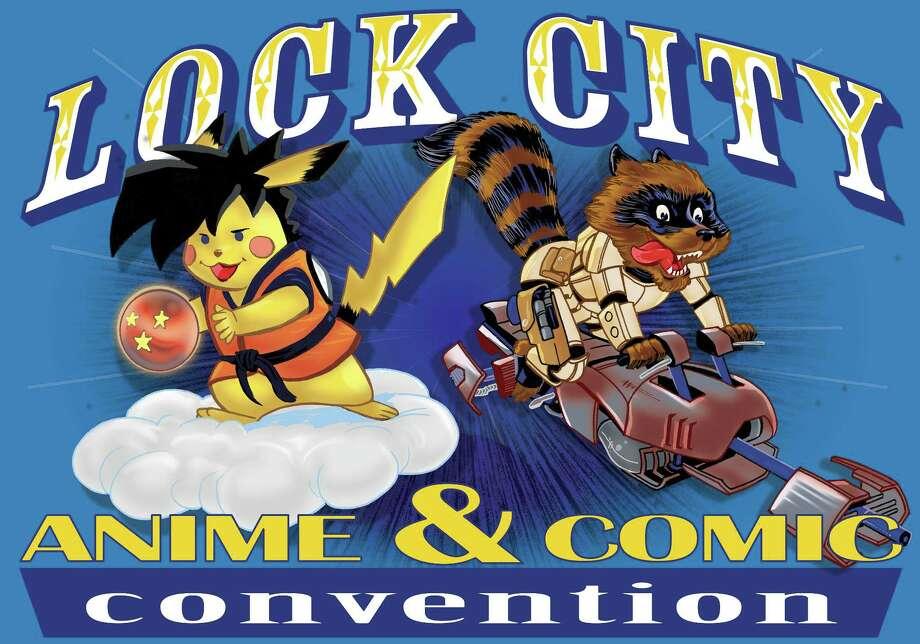 Fans of anime and comic books are expected in Stamford for the second Lock City Anime and Comic Con. Photo: Lock City Anime And Comic Con / Contributed Photo / Connecticut Post contributed