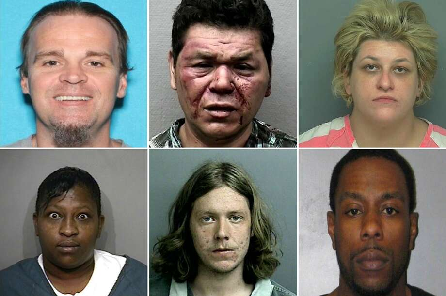 Houston fugitivesCrime Stoppers of Houston and the Multi-County Crime Stoppers each released a list of 10 featured fugitives.Click through to see the mugshots and charges against those wanted by Houston-area police.
