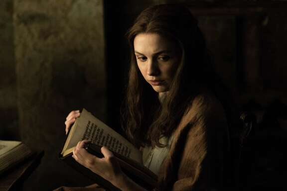 "Hannah Murray stars as Gilly in ""Game of Thrones."""