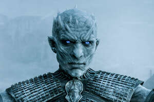 """Much talk circulates about Jon Snow being Azor Ahai, a legendary figure who shall return and fight off the White Walkers, led by the Night King, above. But prophecy hasn't proved reliable in """"Game of Thrones."""""""