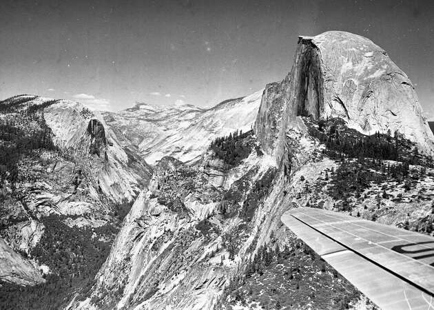 Story photo for Archive gold: The High Sierra 7 decades ago from 16,000 feet
