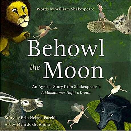 """""""Behowl the Moon"""" was a Kickstarter project."""