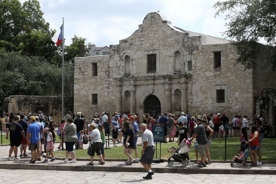 San Antonio lost $3.1 million in convention business because of the bathroom bill debate, according to Visit San Antonio. Photo: JOHN DAVENPORT /San Antonio Express-News / ©John Davenport/San Antonio Express-News