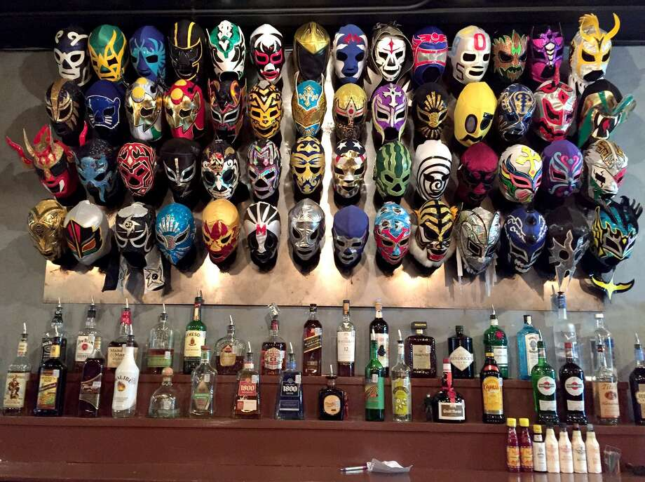 El Luchador is located at 622 Roosevelt Ave. Photo: Paul Stephen / San Antonio Express-News