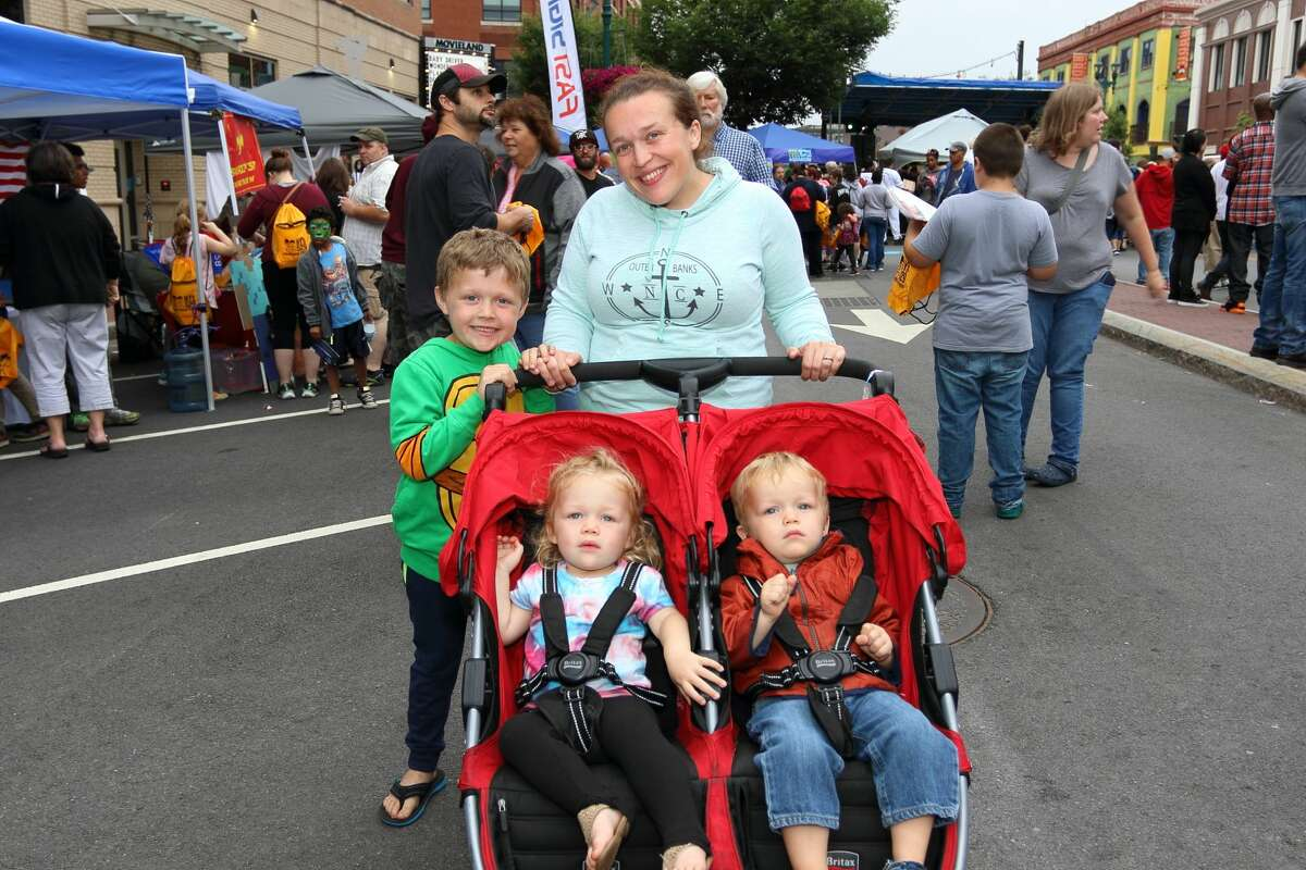 Were you Seen at Schenectady County SummerNight in downtown Schenectady on July 14, 2017?