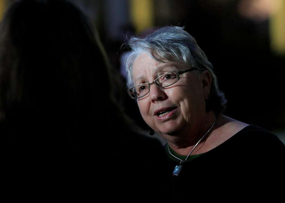 Richmond City Councilwoman Gayle McLaughlin will step down from her post to campaign for lieutenant governor. Photo: Brant Ward, The Chronicle