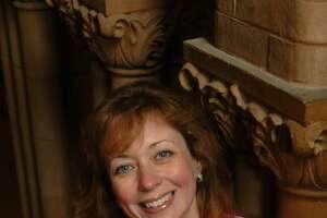 FILE PHOTO 8/9/05 / Barnum Museum director Kathy Maher.