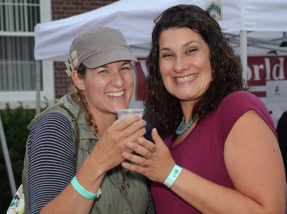 The fifth annual Bethel Beer Fest took place in downtown Bethel on July 14, 2017. Beer enthusiasts enjoyed tasting craft beers and meeting the brewers. Were you SEEN? Photo: J.C. Martin