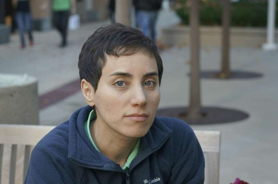 Professor Maryam Mirzakhani is the recipient of the 2014 Fields Medal, the top honor in mathematics. She is the first woman in the prize's 80-year history to earn the distinction. She died Saturday after a long battle with breast cancer. Photo: Stanford University / Stanford University