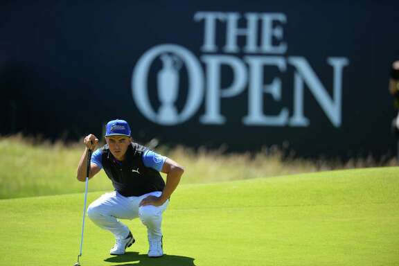 Rickie Fowler has a chance to extend the streak of golfers earning their first major titles to eight in a row, but a challenging course at Royal Birkdale has proven anything but kind to first-timers.