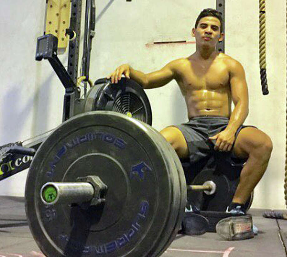 Wilson Roman, 17, beat out tens of thousands of competitors to win a spot in the international CrossFit Games in Madison, Wisconsin. He is struggling to secure a visa that would allow him to travel to the United States for the August events. (Courtesy of trainer Connor Martin) Photo: Courtesy Of Trainer Connor Martin / Courtesy of trainer Connor Martin