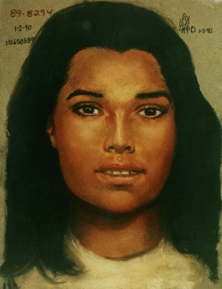 Houston medical examiner released rendering of the young girl found in 1989. / handout