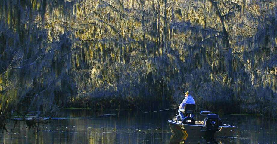 Along with being achingly beautiful natural places, the oxbow lakes sprinkled in the floodplains of many eastern Texas rivers can provide outstanding fishing for crappie, largemouth bass and sunfish. Photo: Shannon Tompkins/Houston Chronicle