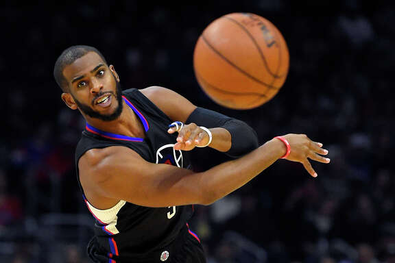 New Rockets guard Chris Paul makes no bones about his desire to win an NBA championship with his new team. Paul, 32, is on his third NBA team and his competitive spirit is well known around the league.