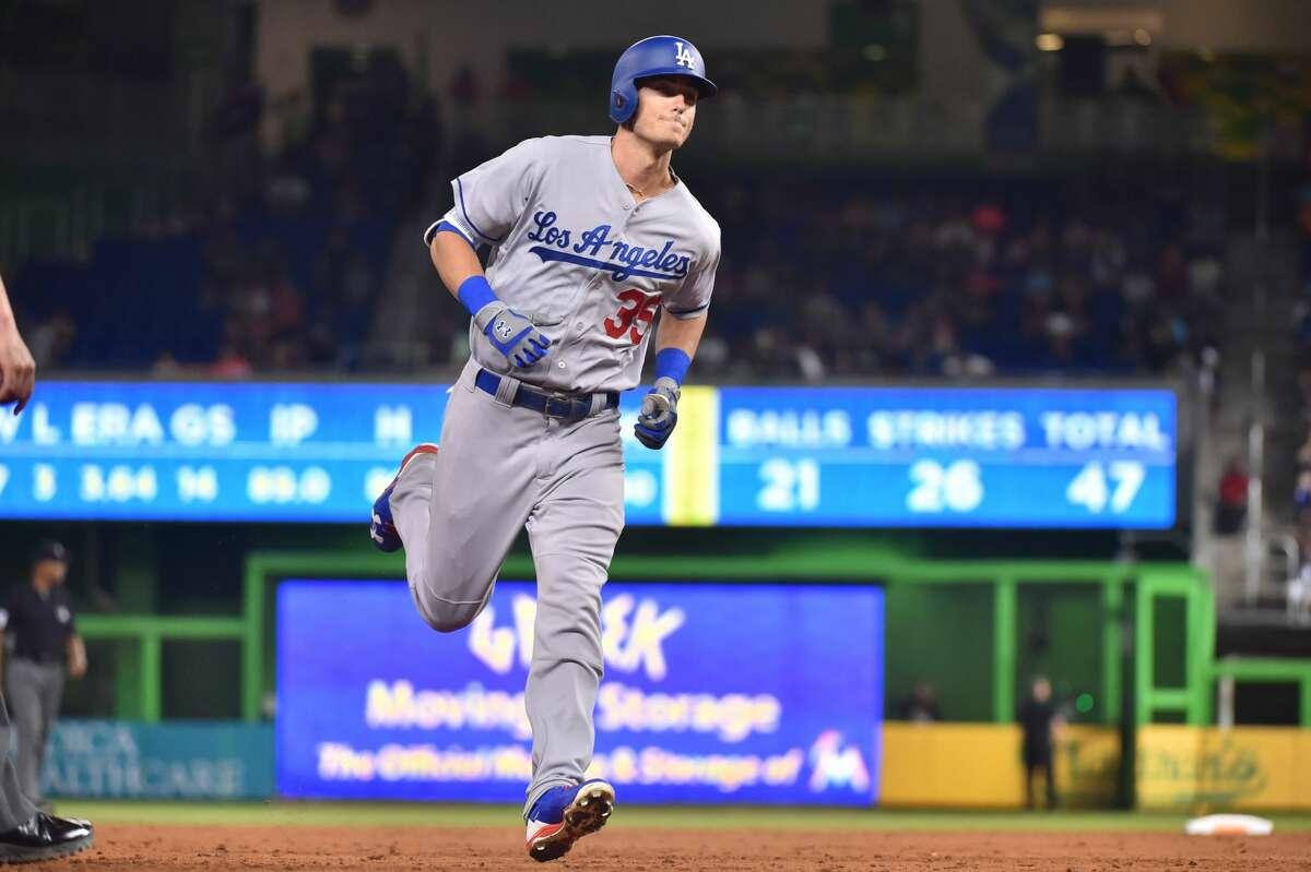 Cody Bellinger LLWS: 2007 (Chandler, Ariz.) Major League Baseball: 2017-present