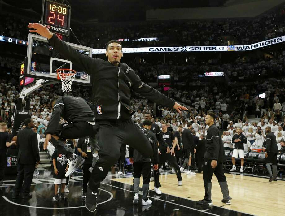 Green and his camp counselors will participate in games with the campers on Sunday. Photo: Edward A. Ornelas /San Antonio Express-News File / © 2017 San Antonio Express-News