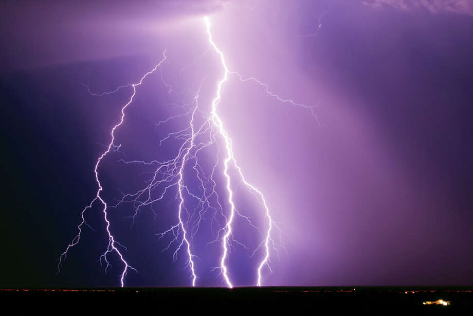 If you hear thunder, take precautions.   Photo by Getty. / This content is subject to copyright.