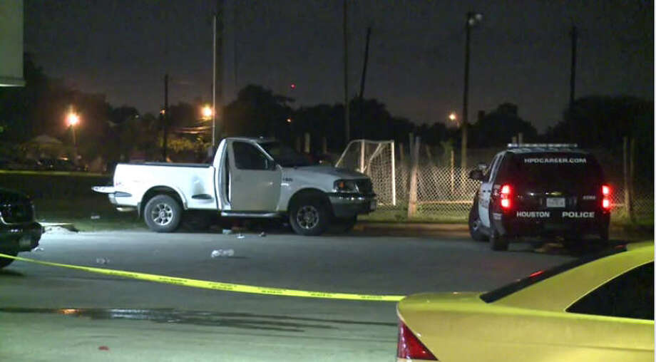 One man is dead and another wounded after an overnight shooting outside a bar. Photo: Metro Video