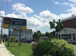 Developer of assisted living facility that would take over Western Avenue Best Western has requested 30 years of a tax freeze. (Lauren Stanforth/Times Union)